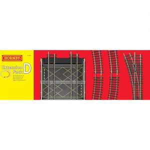 Hornby Track Extension Pack D