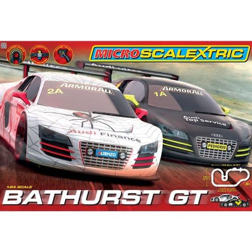 Micro Scalextric Bathurst GT Set