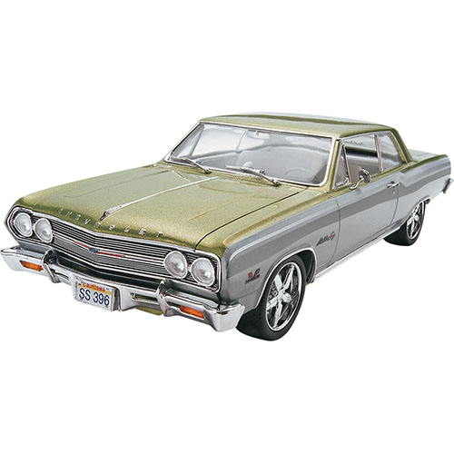 Revell 1/25 '65 Chevelle™ SS™ 396 Z-16 Plastic Model Kit