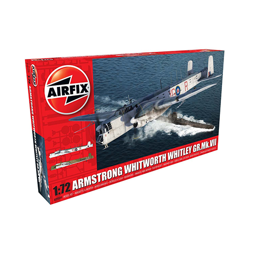 Airfix Armstrong Whitworth Whitley Mk.VII 1:72