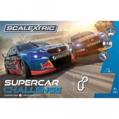 Scalextric Supercar Challenge Set