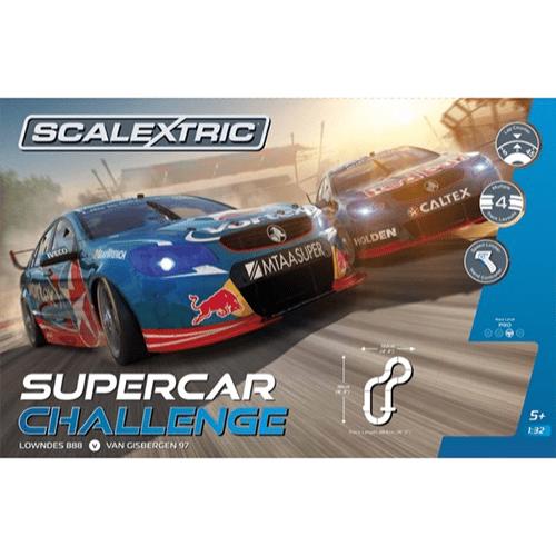 Scalextric Supercar Challenge Set